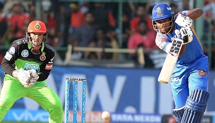 IPL 2018: டாஸ் வென்ற ராஜஸ்தான் அணி பேட்டிங் தேர்வு!