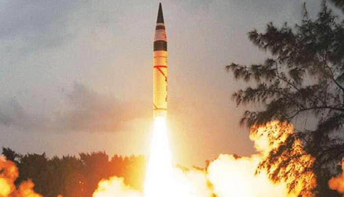 அக்னி -1 ஏவுகணையை சோதனையை இந்தியா வெற்றிகரமாக நடத்தியது....