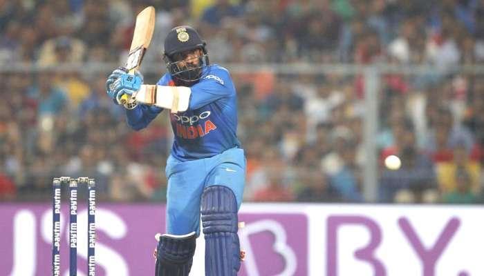 INDvsWI 1st T20: 5 விக்கெட் வித்தியாசத்தி இந்தியா அபார வெற்றி....