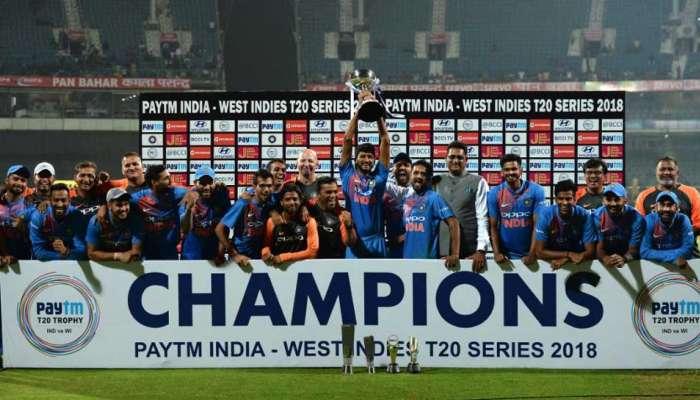IND vs WI 3-வது டி20: 6 விக்கெட் வித்தியாசத்தில் இந்தியா திரில் வெற்றி!