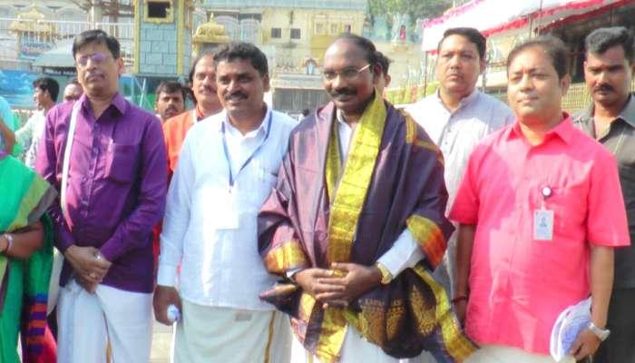 கஜா புயல் திசைமாறினால் மட்டுமே GSLV MK3 ஏவுவது தாமதமகலாம்: ISRO