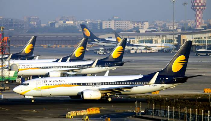 Jet Airways-யை விலைக்கு வாங்க TATA சன்ஸ் நிறுவனம் பேச்சுவார்த்தை...