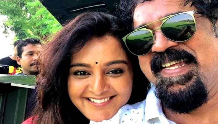 'ஜாக் and ஜில்' படபிடிப்பு தளத்தில் மன்சூ வாரியர் காயமடைந்தார்....
