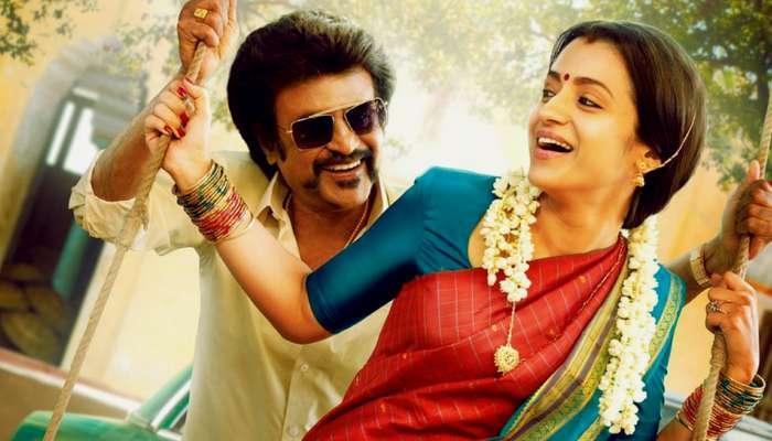 'பேட்ட' திரைப்படத்தில் 'சரோ'-வாக நடிக்கின்றார் நடிகை த்ரிஷா...