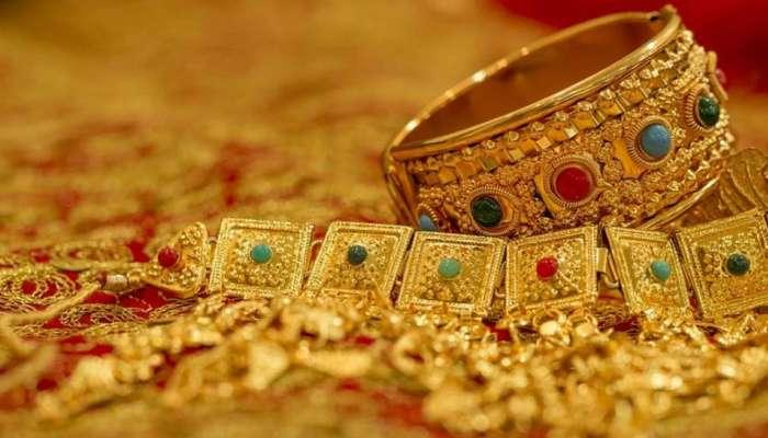 தங்கம் விலை கிராமிற்கு ₹4 உயர்வு, வெள்ளி 5 காசுகள்!