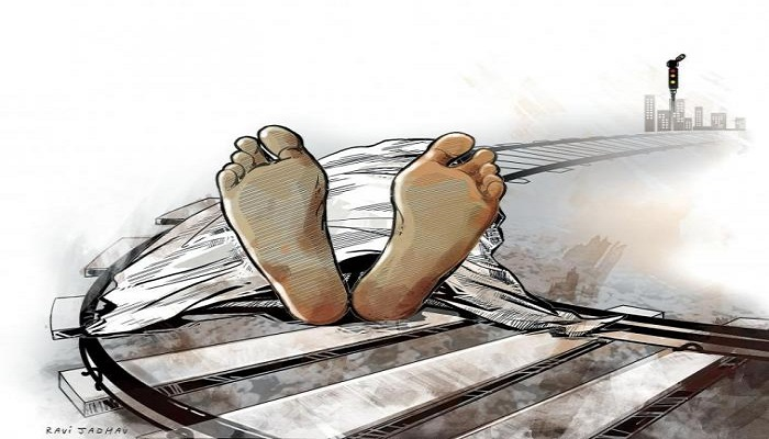 ఏపీలో ఘోరం: రైలు కిందపడి ఆరుగురు ఆత్మహత్య