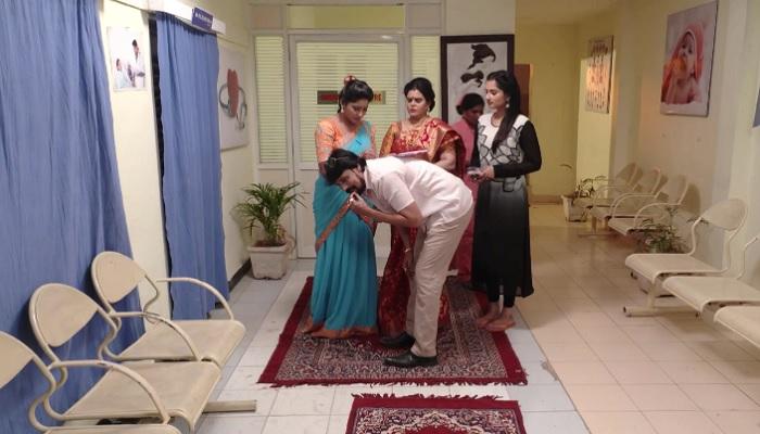 మాటే మంత్రము, 9 ఆగస్ట్, 2018 ఎపిసోడ్ : తులసి, వసుంధర మధ్య మానసిక సంఘర్షణ