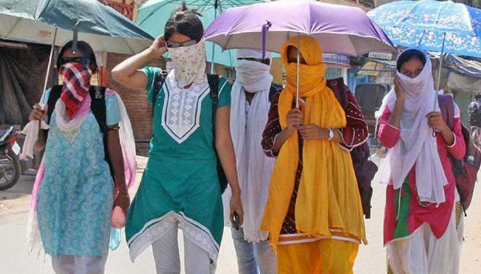 తెలుగు రాష్ట్రాల్లో వేడిగాలులకు ప్రజలు ఉక్కిరిబిక్కిరి