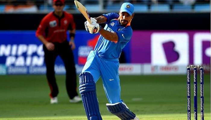 ఆసియా కప్ 2018: హాంగ్ కాంగ్కి 286 పరుగుల విజయ లక్ష్యం విధించిన భారత్