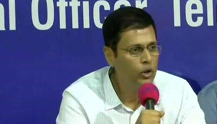 అక్కడ పొరపాటు జరిగింది.. తెలంగాణ ఓటర్లకు సీఈఓ రజత్ కుమార్ క్షమాపణలు