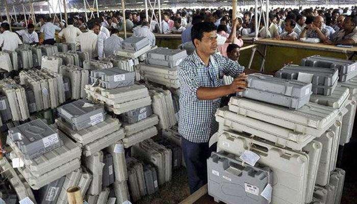 సీసీ టీవీ ద్వారా ఓట్ల లెక్కింపుపై భారత ఎన్నికల సంఘం నిఘా