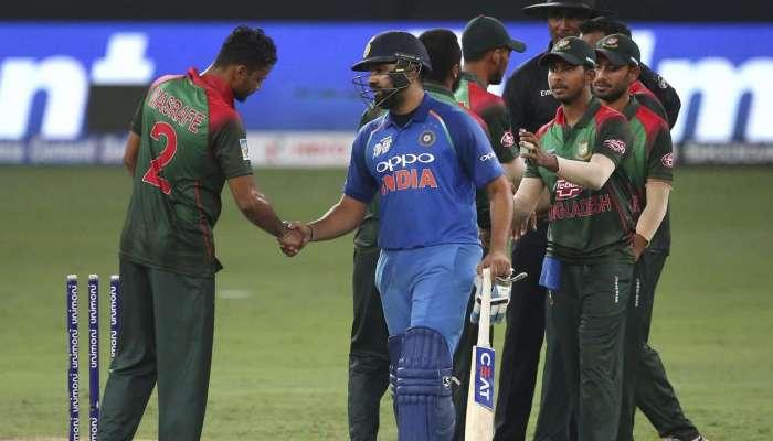 ఆసియాకప్ 2018: భారత్, బంగ్లా మ్యాచ్ చిత్రాలు