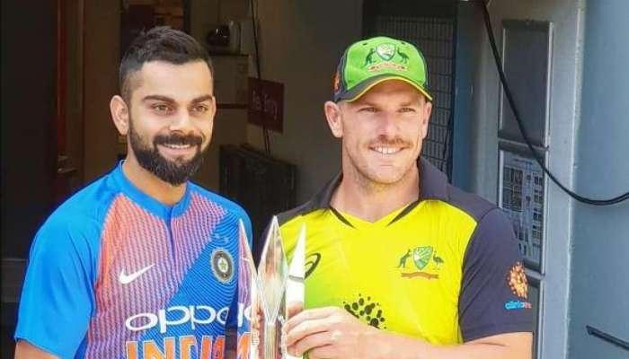 ఆస్ట్రేలియాతో తొలి టీ20కి సిద్ధమవుతున్న భారత జట్టు ఇదే..!